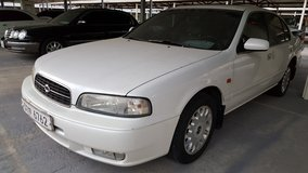 2003 RENUALT SM 520(NISSAN MAXIMA)/AUTO/RUNS GREAT/LOW MILES in Camp Humphreys, South Korea
