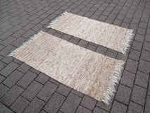2 pretty berber rugs (matching set) in Ramstein, Germany