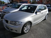 1 YR WARRANTY -  AUTOMATIC BMW 118- Cars&Cars Military Sales by Chapel gate on the left in Vicenza, Italy