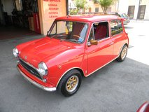 1 YR WARRANTY -  74 MINI INNOCENTI - Cars&Cars Military Sales by Chapel gate on the left in Vicenza, Italy