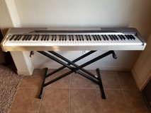 Full size 88 Key Casio Keyboard - REDUCED!!! in The Woodlands, Texas