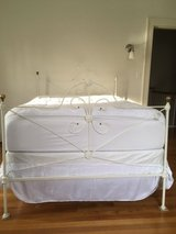 Antique Wraught Iron Bed Full in Las Vegas, Nevada