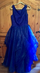 Size 12 ball gown in Camp Lejeune, North Carolina