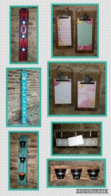 Various handmade gifts in Conroe, Texas