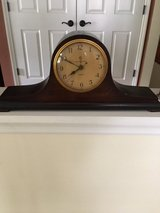 GE Mantle Clock - electric 1940s or 1950s era in St. Louis, Missouri