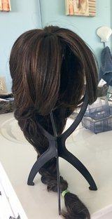 empresses braided heat resistant synthetic wig in Camp Lejeune, North Carolina