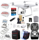 Phantom 4 Pro Drone - HUGE Bundle great for XMAS!! in Shorewood, Illinois