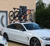 Thule Bike Rack for BMW in Ramstein, Germany