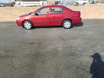Very nice!! Low mileage Toyota!! Won't last long! 2004 Toyota Carolla! in Alamogordo, New Mexico