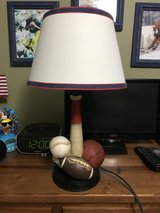 Sports lamp in Bartlett, Illinois