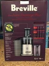 Breville Juicer in Fort Benning, Georgia