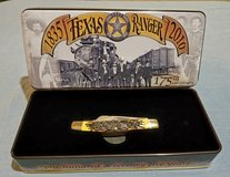 Rancher - Schrade Uncle Henry Texas Ranger 175th Anniversary Series Pocket Knife & Tin 834TRT in Leesville, Louisiana