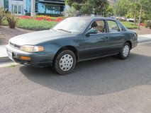 1996 TOYOTA CAMRY LE in Camp Pendleton, California