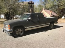 1991 Chevy Ex-Cab/Short Bed Gooseneck Ball in Alamogordo, New Mexico