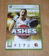 "XBOX 360  ""ASHES"" CRICKET 2009 in Lakenheath, UK"