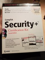 CompTIA Security+ Certification Kit (3 books) in Ramstein, Germany