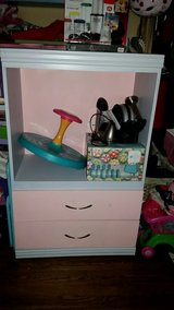 child's armoire in Fort Campbell, Kentucky