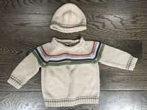 Sweater & matching hat in Naperville, Illinois