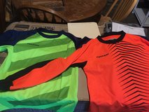 Soccer goalie shirts in Fort Campbell, Kentucky