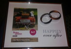 Metal Wedding Picture Frame in El Paso, Texas