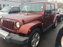2008 Jeep Wrangler Sahara Unlimited 4x4 in Fort Campbell, Kentucky