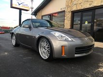 2008 Nissan 350z Roadster Convertible in Rolla, Missouri
