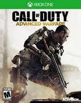 Xbox 1 Call of Duty Advanced Warfare in Fort Leonard Wood, Missouri