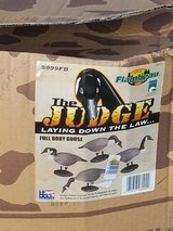 4-Pc. Flambeau® The Judge™ Full Body Canada Goose Decoy Set in Plainfield, Illinois
