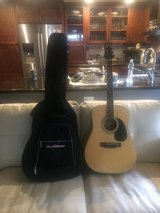 Guitar and case in Fairfield, California