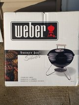 Weber Smokey Joe grill in Plainfield, Illinois