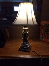 Small table lamp in St. Charles, Illinois
