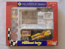BSA Cub Scouts Pinewood Derby Set in 29 Palms, California