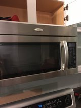 Whirlpool Gold Stainless Steel Microwave in Dover, Tennessee