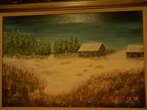 OIL Painting / Landscape in Kingwood, Texas