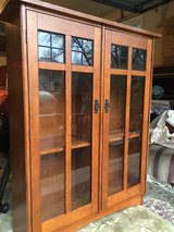 : )  BEAUTIFUL CRAFTSMAN STYLE BOOKCASE in St. Charles, Illinois