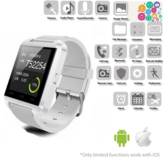 White Smart Watch in Fort Leonard Wood, Missouri