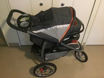 Graco Fastaction Fold Jogger Click Connect Travel System in Okinawa, Japan