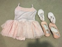 Ballet dress with shoes in Okinawa, Japan