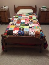 Vintage Ethan Allen Baumritter Nutmeg Maple Twin Bed, FB 584 in Fort Leonard Wood, Missouri