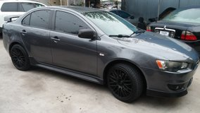 2011 Mitsubishi LANCER in Fort Sam Houston, Texas