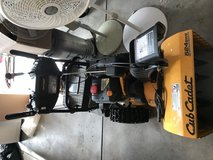 Snow thrower $500 - Cub Cadet 524 SWE - $500 in Colorado Springs, Colorado