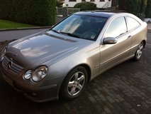 REDUCED PRICE  Mercedes 220 CDI Sportcoupe in Spangdahlem, Germany