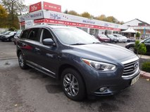 '14 INFINITI QX60 LUXURY SUV DVD in Spangdahlem, Germany