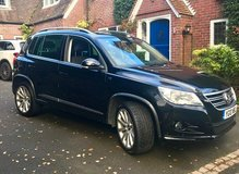 2010 Volkswagen Tiguan 2.0 TDI R-Line 4Motion 5dr in Tunbridge Wells, UK