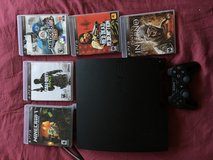 PS3 plus 5 games in Okinawa, Japan