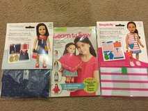 """18"""" doll clothes patterns in Okinawa, Japan"""