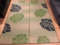 Large Tropical Tatami Mat BRAND NEW NEVER USED!!! in Okinawa, Japan
