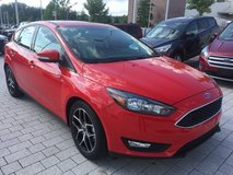 2017 Ford Focus SEL in Vicenza, Italy