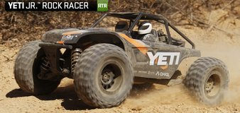R/C CAR - Yeti Jr.™ Rock Racer 1/18th Scale Electric 4WD – Ready To Run! in Ramstein, Germany