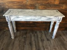 Refurbished Sofa Table in 29 Palms, California